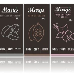 Marys 300Mg Chocolate