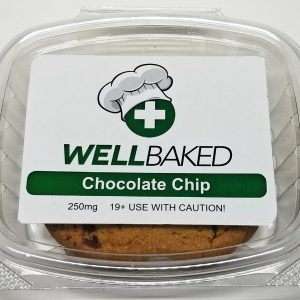 WellBaked Chocolate Chip Cookie