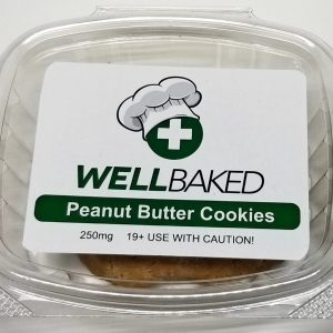 Wellbaked Peanut Butter Cookie