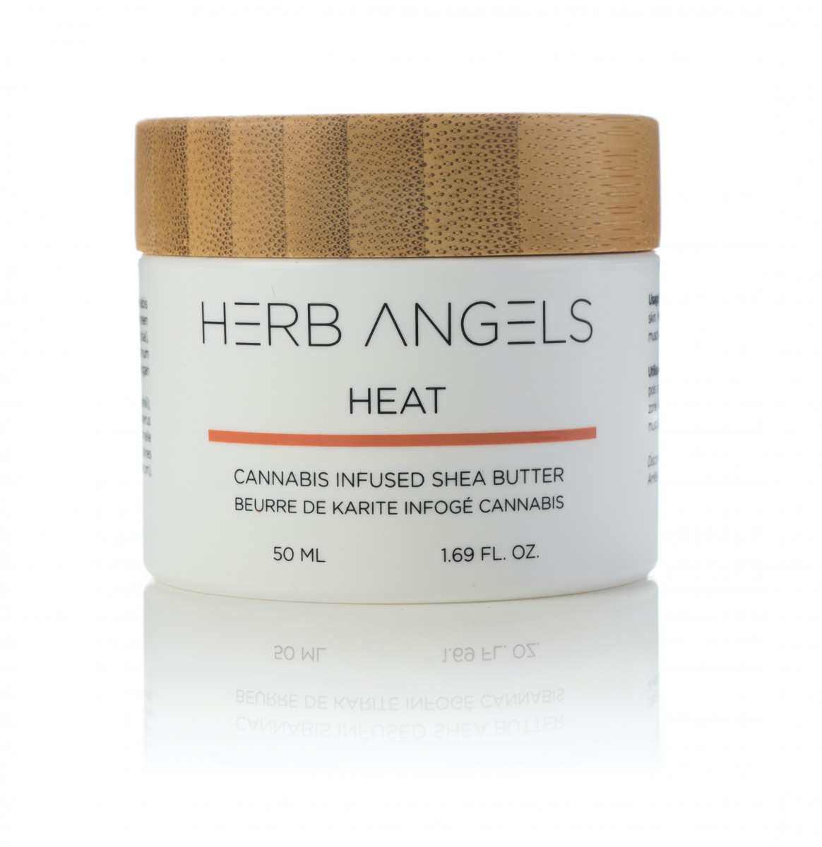 Wellness Life Heat Topical by Herb Angels 50ml